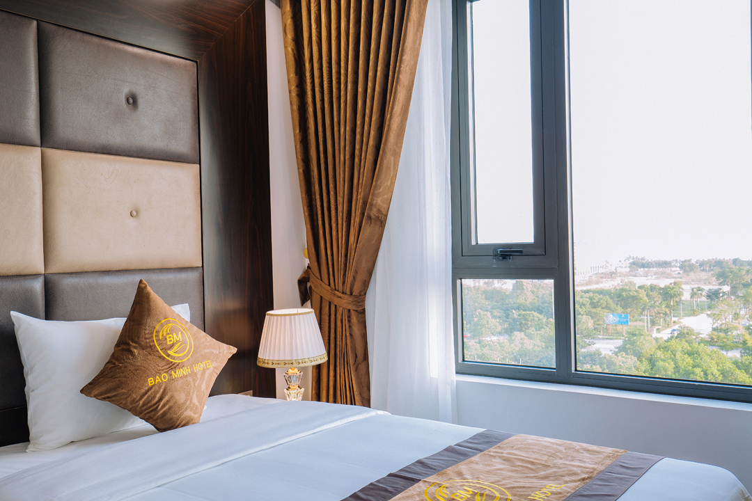 Loại phòng Deluxe Ocean View