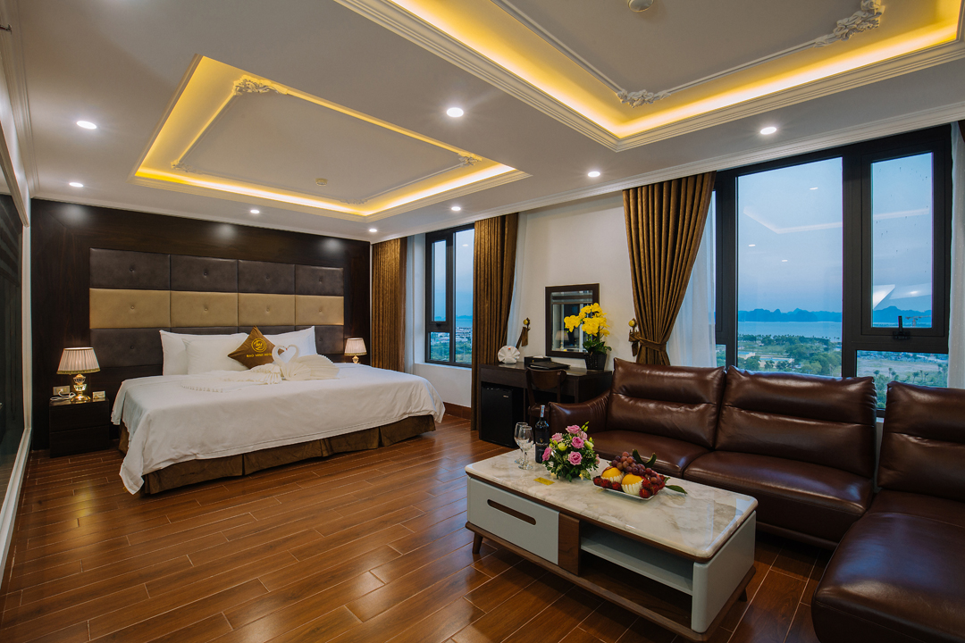 Loại phòng Junior Suite Ocean View